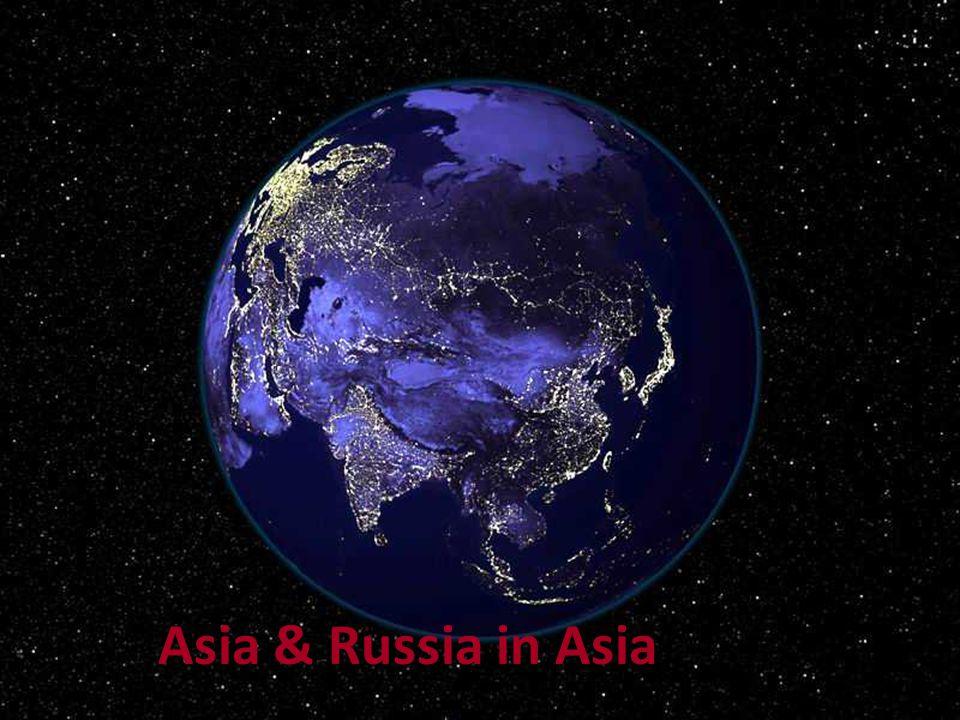 Asia & Russia in Asia