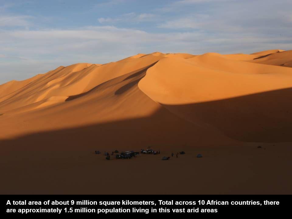 Libya Xibohe southern Sahara Desert covers Libya more than 90% of land