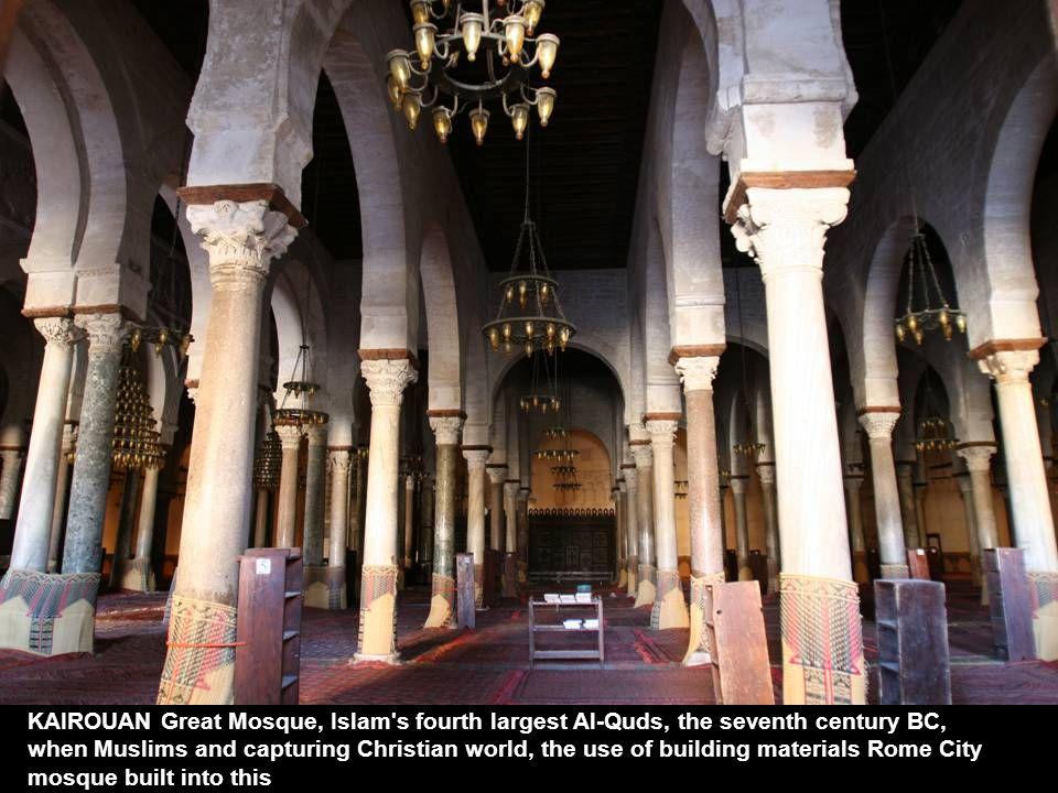 MONASTIR Tunisia s founding father the luxury graves