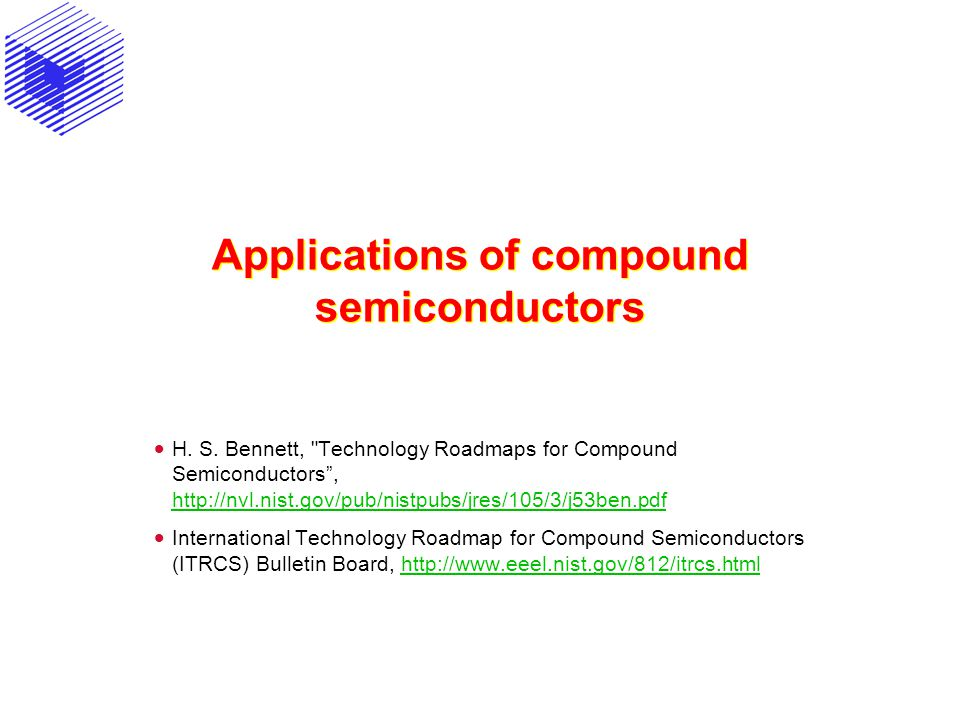 Inorganic semiconductor materials Inorganic semiconductors can be roughly divided into two categories: Elemental semiconductors, belonging to the group IV of the periodic table (Si, Ge) Compound semiconductors, synthetic materials not existing in nature, composed of elements from groups III (Al, Ga, In) and V (N, P, As, Sb), or from groups II and VI.