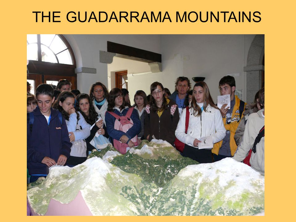 THE GUADARRAMA MOUNTAINS