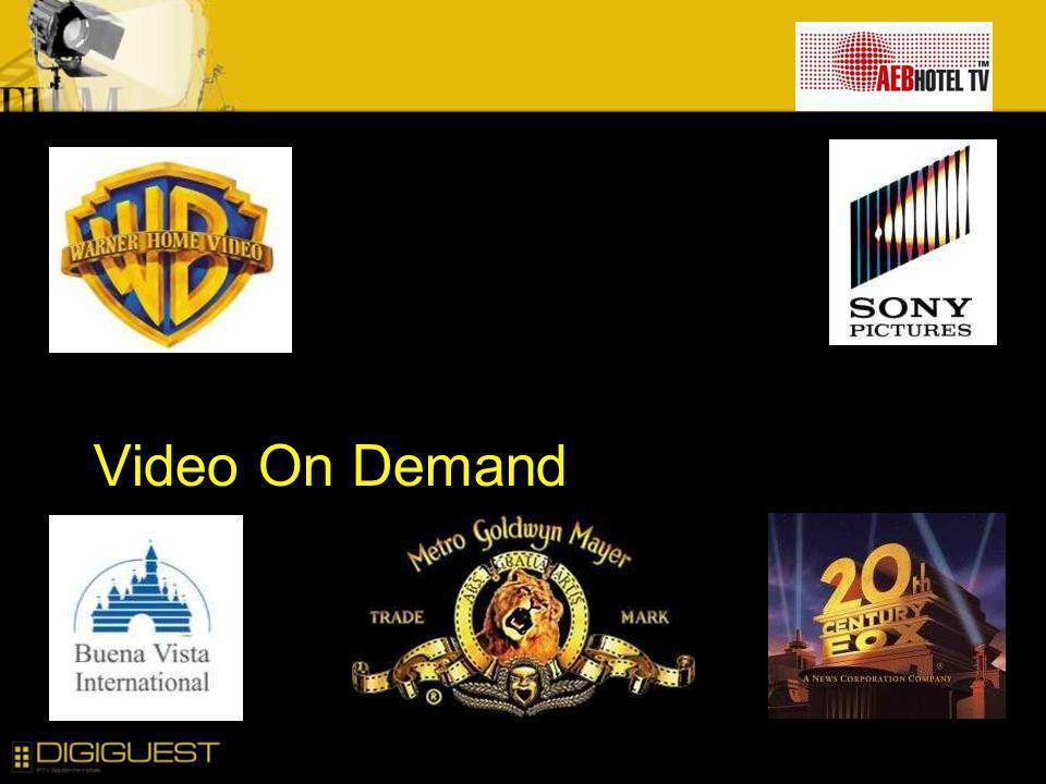 Video On Demand