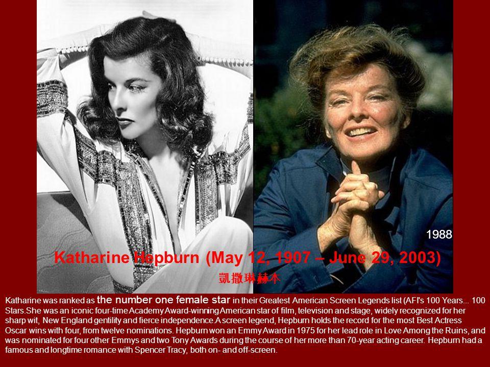 The Greatest Female Stars of All Time Katharine Hepburn Greta Garbo VIVIEN LEIGH Audrey Hepburn Ingrid Bergman Grace Kelly Marilyn Monroe Elizabeth Ta