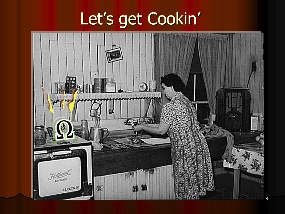 4 Lets get Cookin