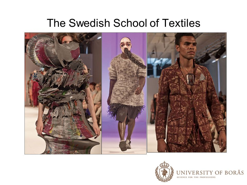 The Swedish School of Textiles