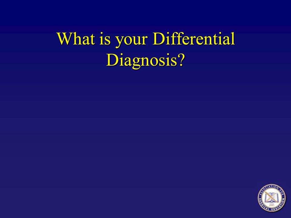 Differential Diagnosis Based on History and Presentation Inguinal hernia Inguinal hernia Testicular torsion Testicular torsion Epididymitis Epididymitis Prostatitis Prostatitis Muscle strain Muscle strain