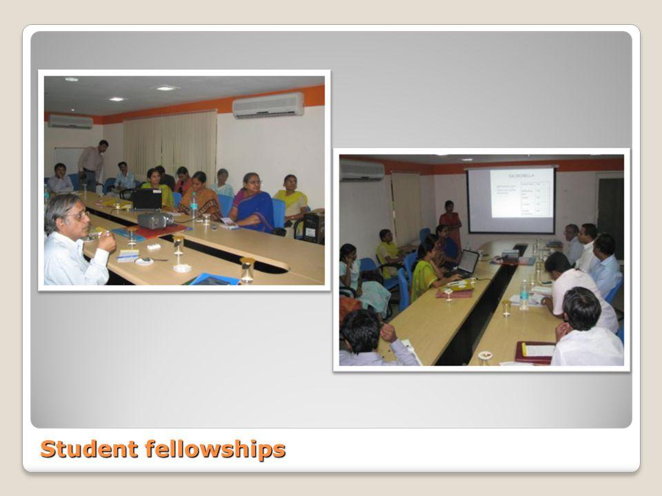 Student fellowships