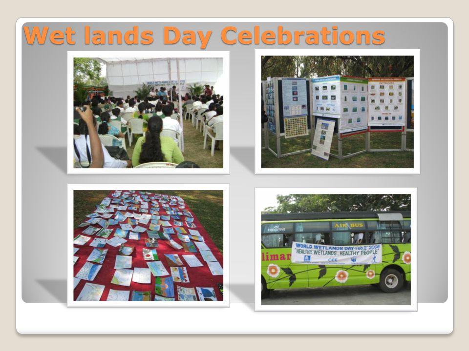 Wet lands Day Celebrations