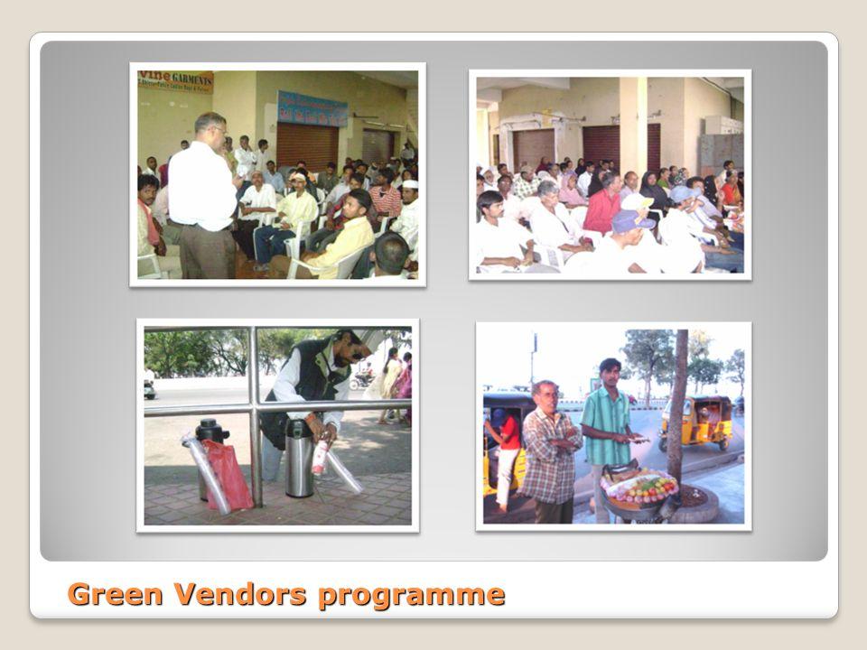 Green Vendors programme
