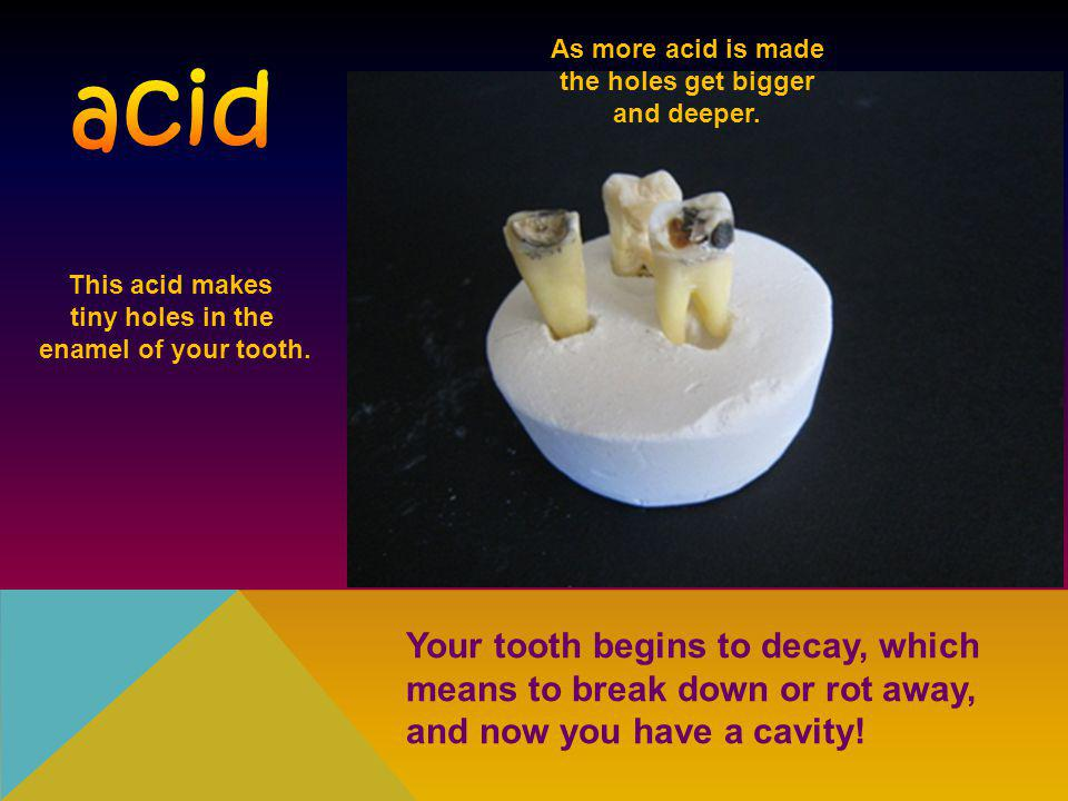 Baby teeth, also called milk teeth and primary teeth, are important and must stay healthy until our permanent teeth are ready to come in.
