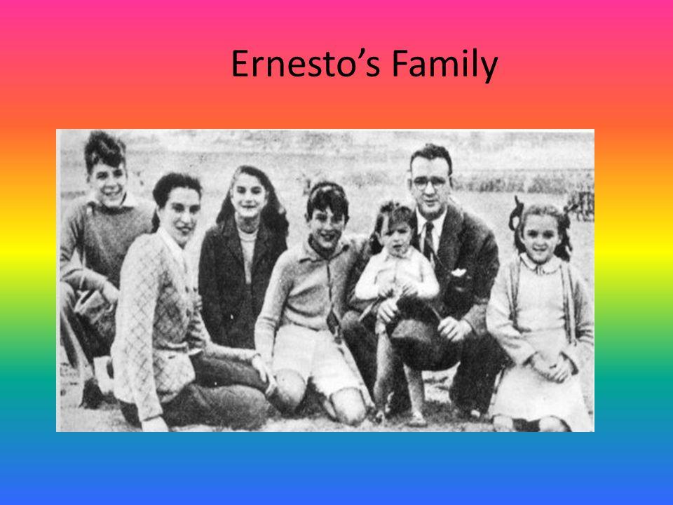 Ernestos Family