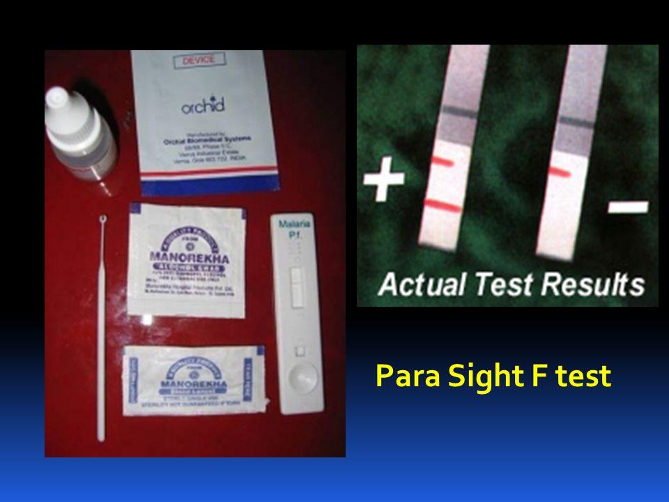 Para Sight F test