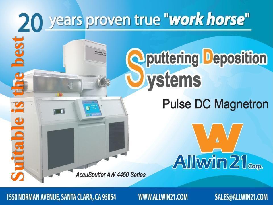 About Allwin21 Corporation Allwin21 Corp.
