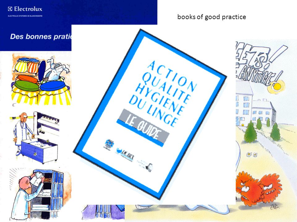ICE Standards © Cyril Grandpierre 2013 40 books of good practice