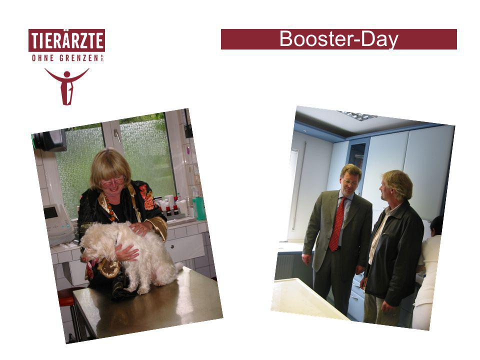 Booster-Day