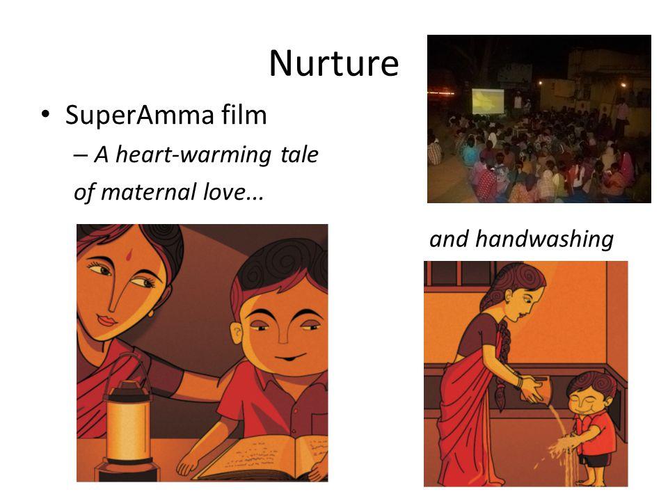 Nurture SuperAmma film – A heart-warming tale of maternal love... and handwashing