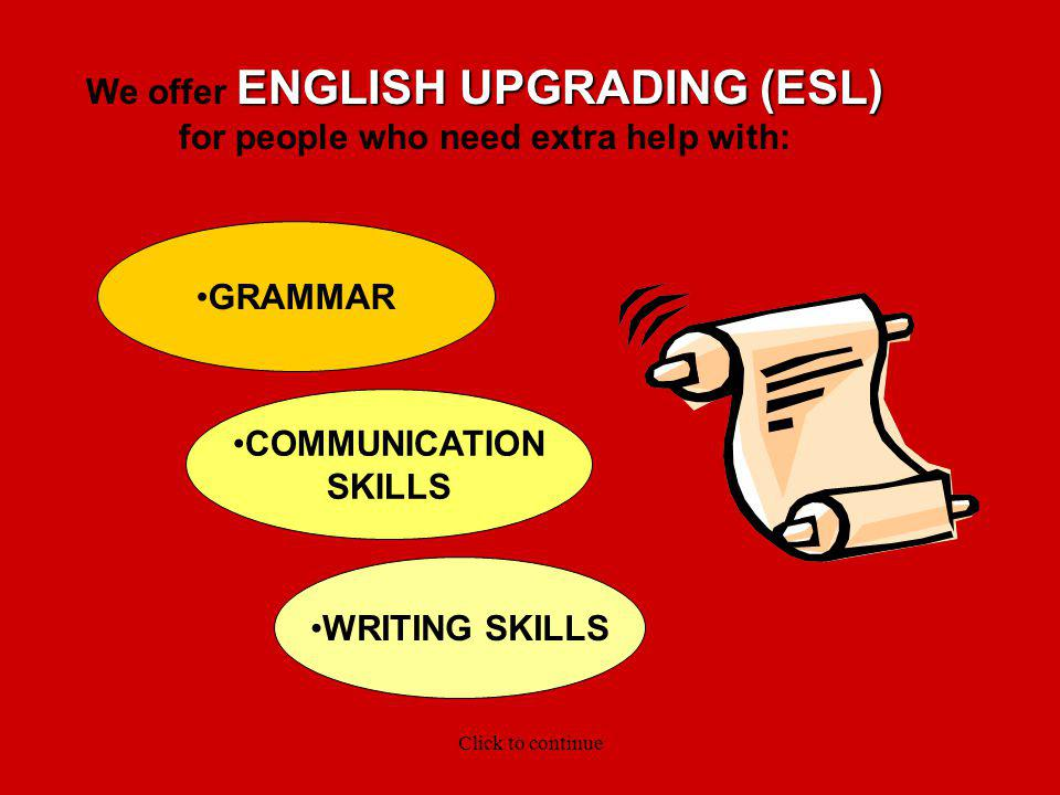 HIGH SCHOOL GRADUATION GET BETTER AT MATH UPGRADE YOUR ENGLISH TAKE ONLINE COURSES Click to continue