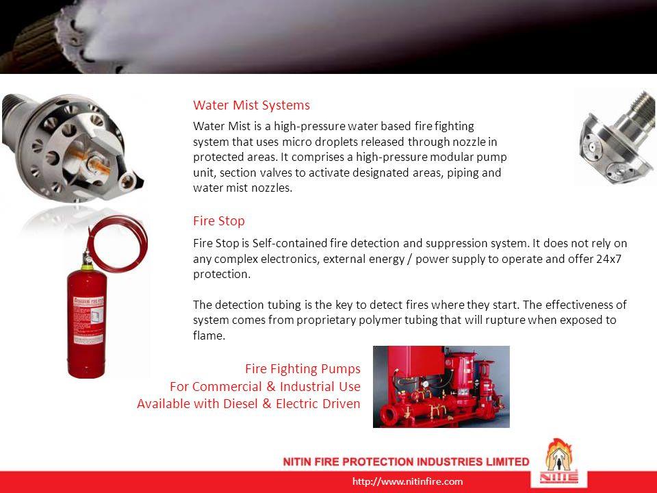 http://www.nitinfire.com High Pressure Seamless Gas Cylinders