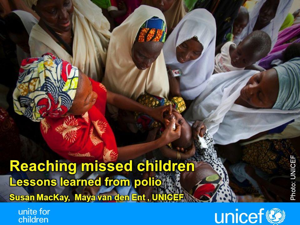 Photo: UNICEF
