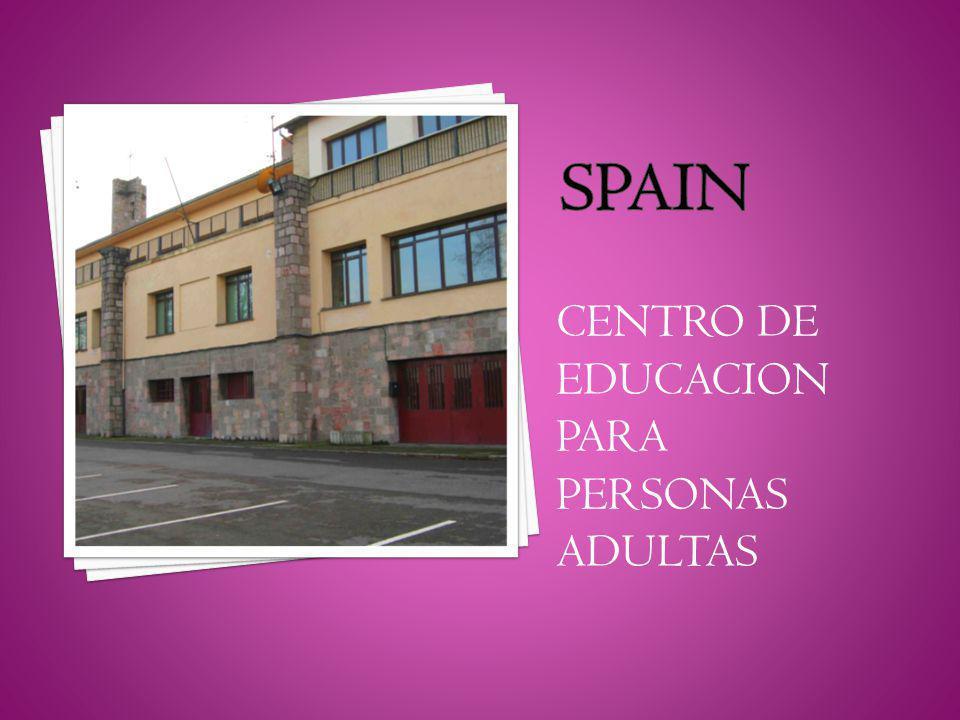 CENTRO DE EDUCACION PARA PERSONAS ADULTAS