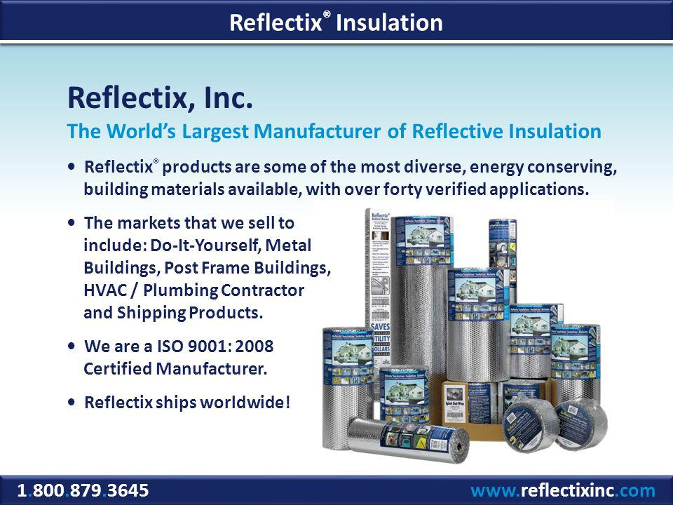 Reflectix, Inc.