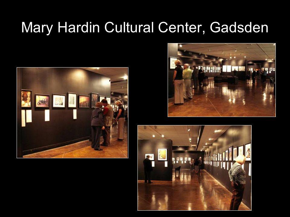 Mary Hardin Cultural Center, Gadsden