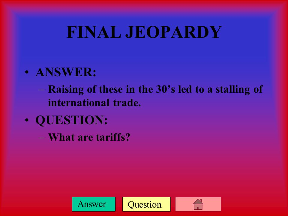 Question Answer Potpourri -500 ANSWER: –Copies of American companies in Canada.
