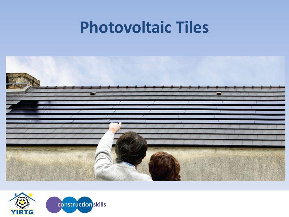 Photovoltaic Tiles