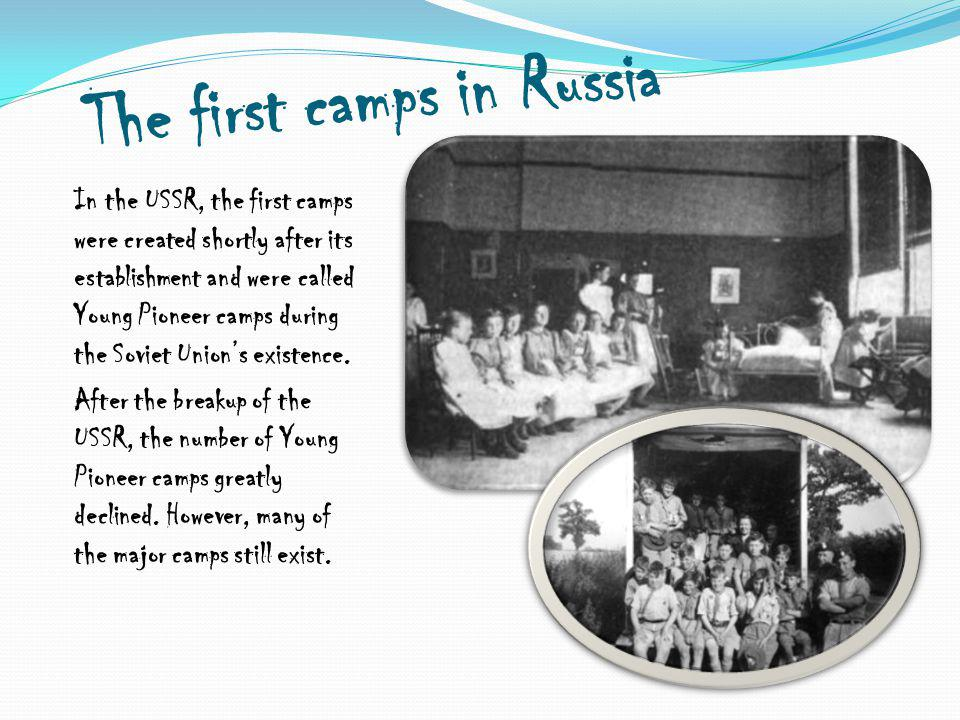 T he big variety of camps and summer programs in USA and Canada.