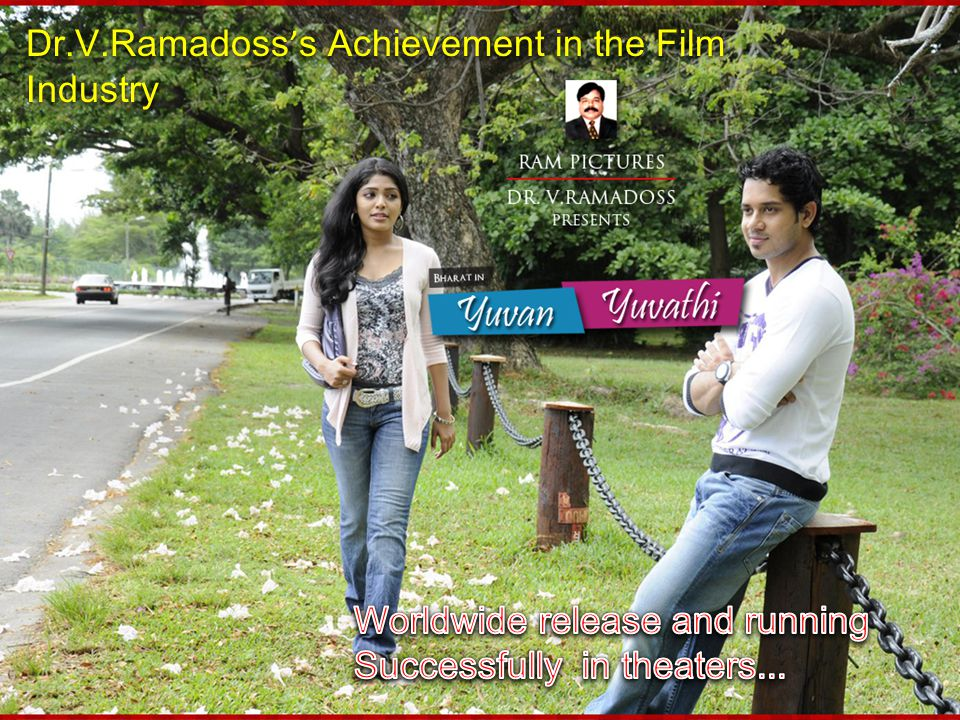 Dr.V.Ramadoss s Achievement in the Film Industry