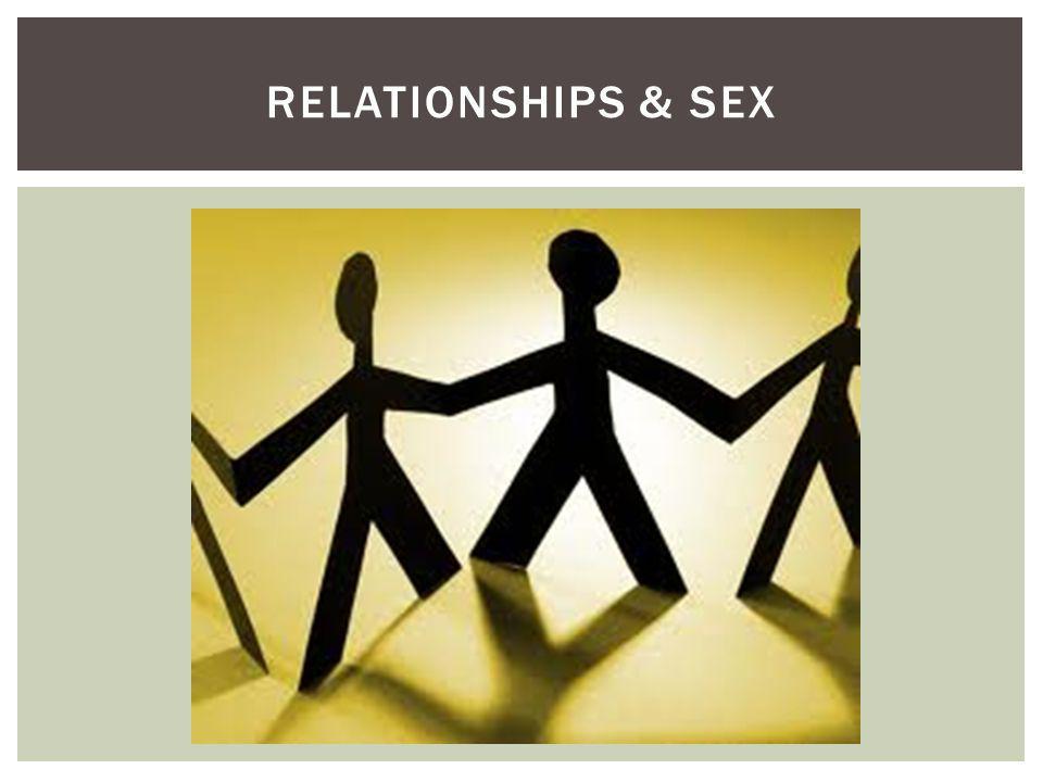 RELATIONSHIPS & SEX