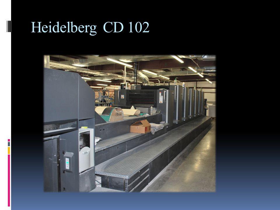 Heidelberg CD 102