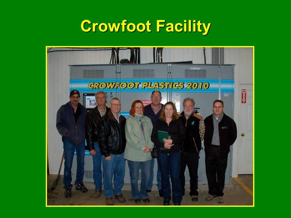 Crowfoot Facility