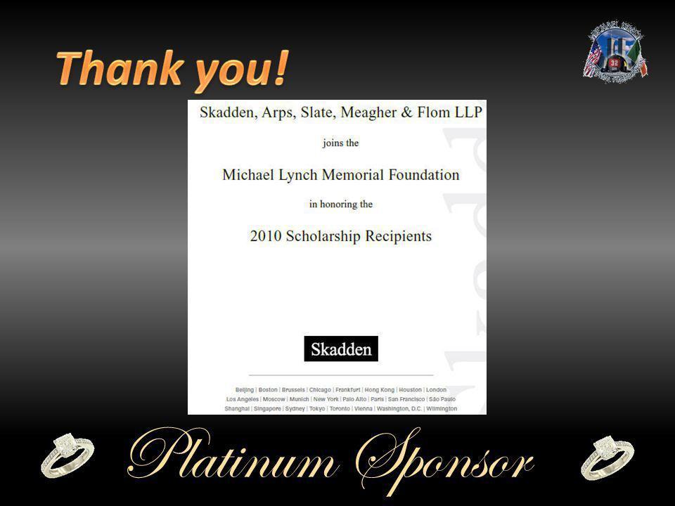 Platinum Sponsor