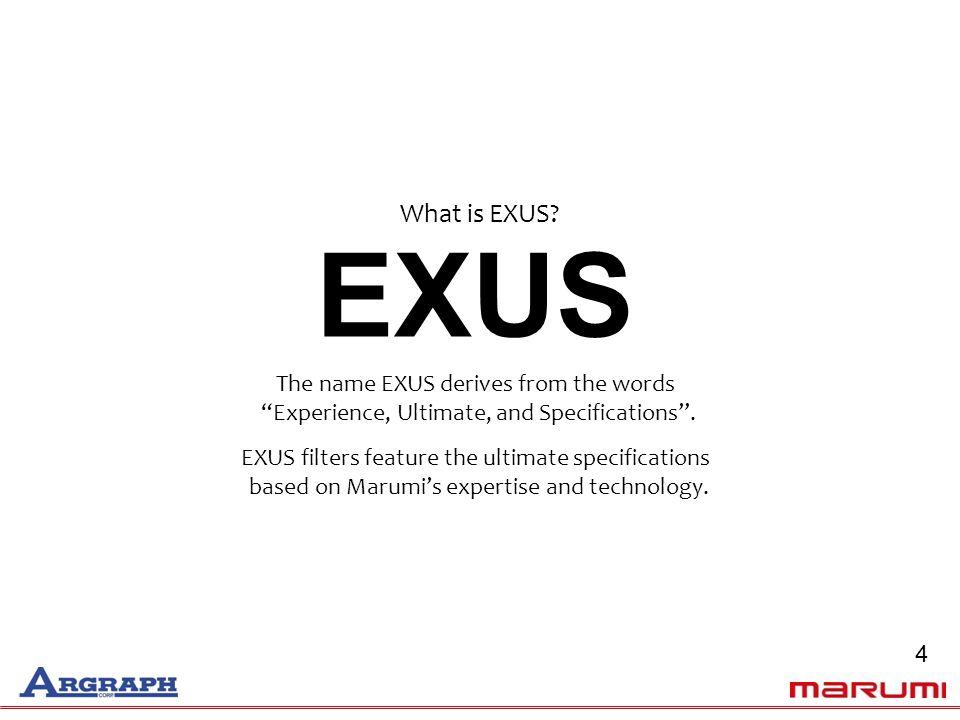 EXUS Lens Protect (LP) 5