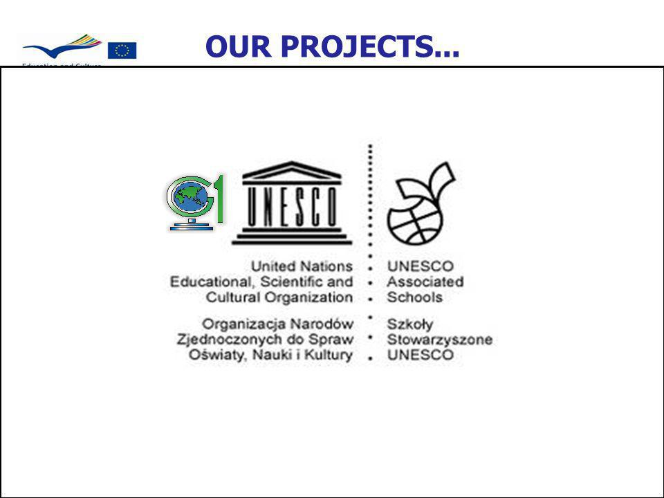26 OUR PROJECTS...