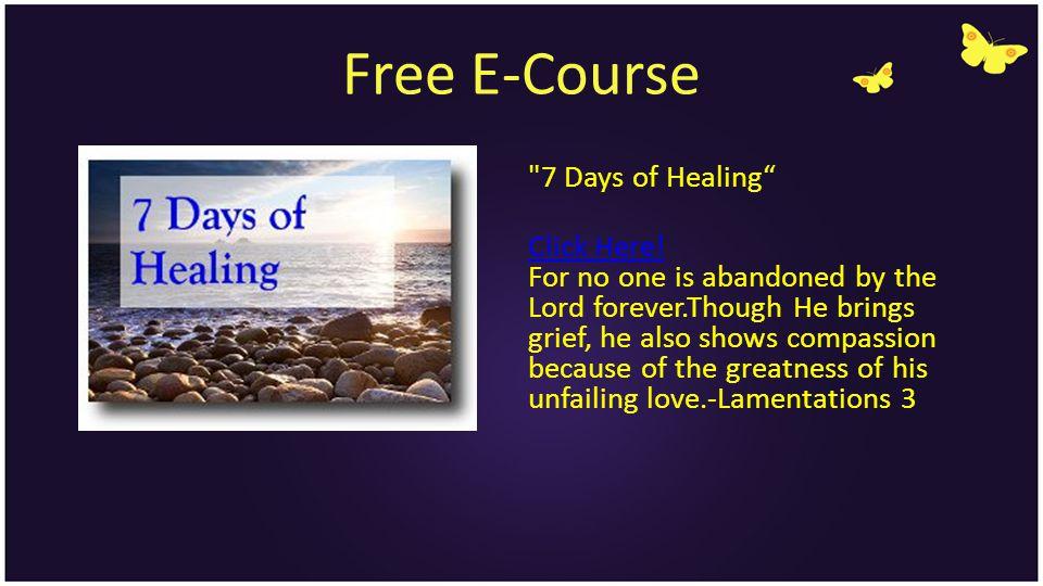 Free E-Course