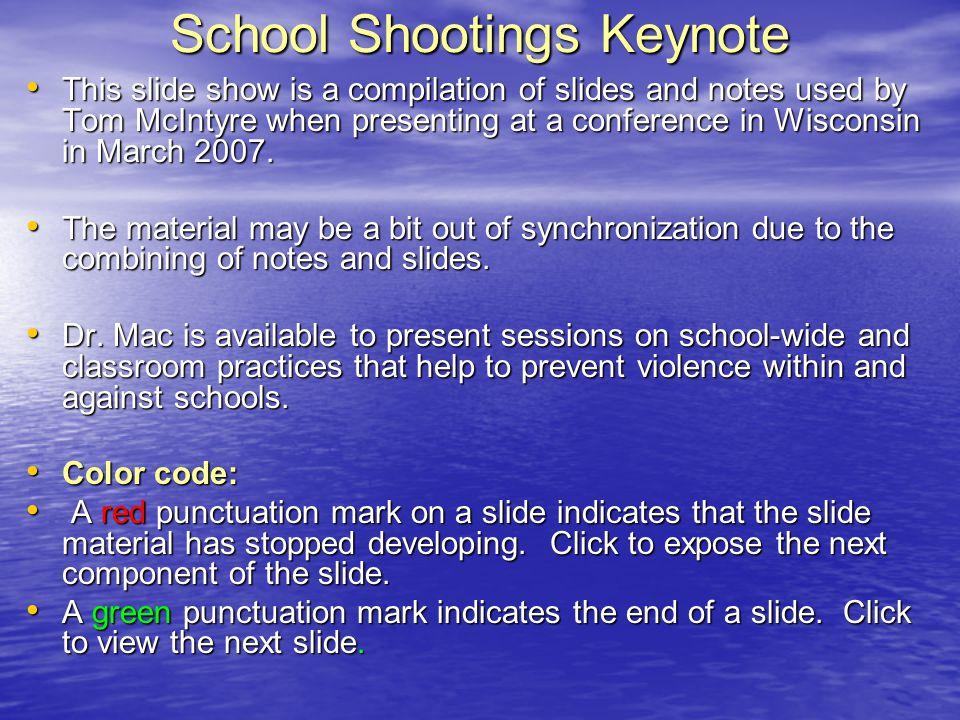 Speaker Notes - Were educators.Educate.