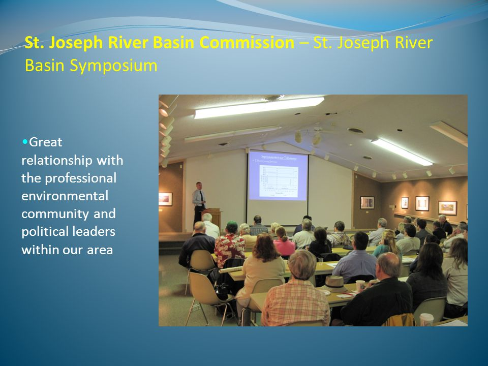 St. Joseph River Basin Commission – St.