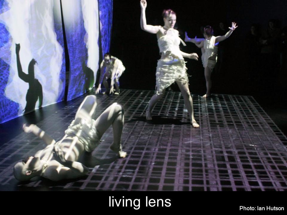 living lens Photo: Ian Hutson