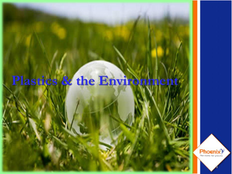 1 Plastics & the Environment