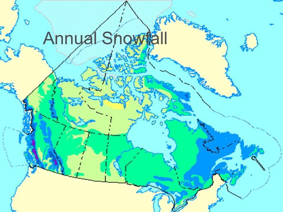 Annual Snowfall