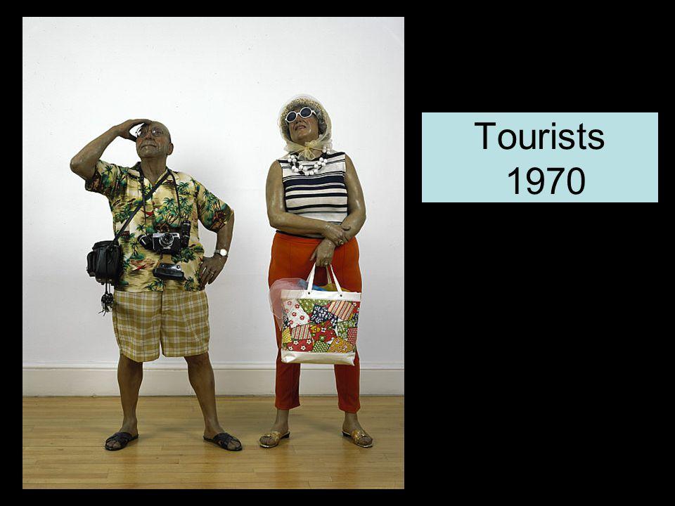 Tourists 1970