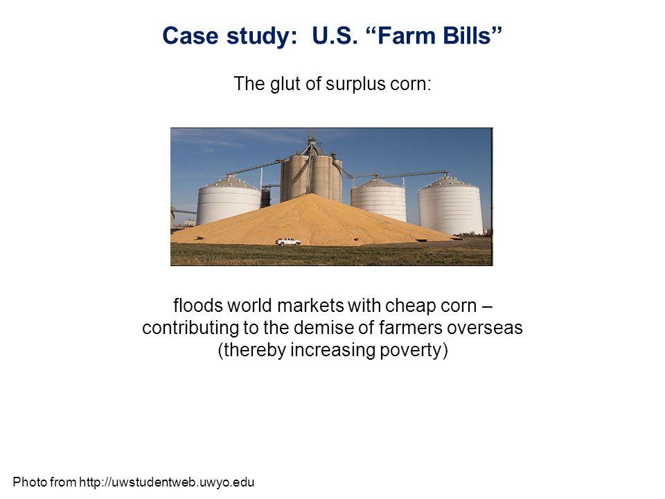 Photo from http://uwstudentweb.uwyo.edu Case study: U.S.