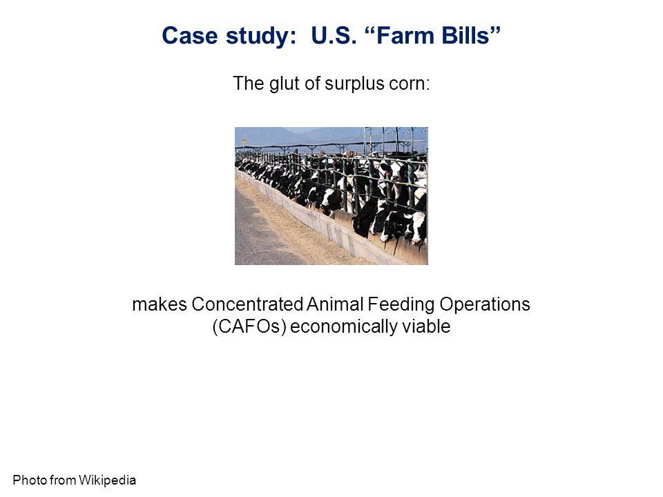Photo from Wikipedia Case study: U.S.
