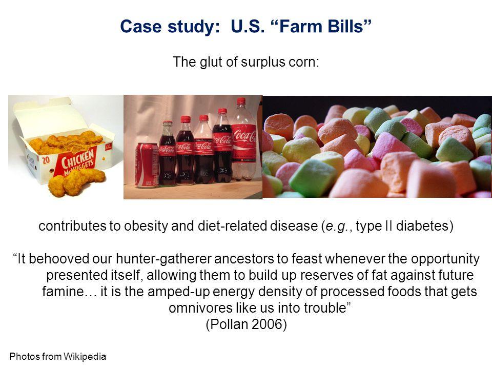 Case study: U.S.