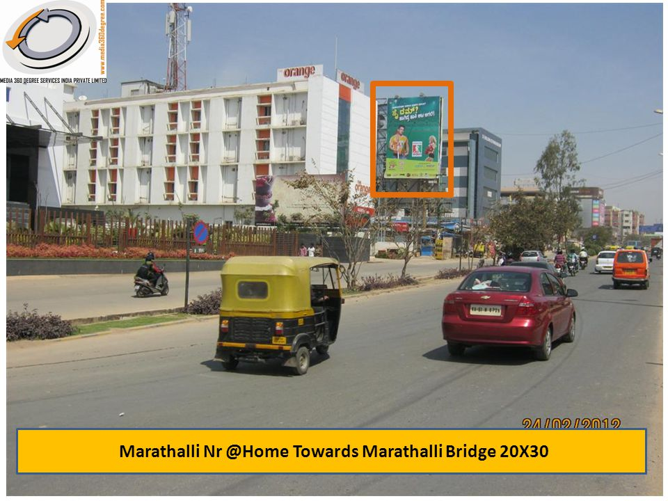 Marathalli Nr @Home Towards Marathalli Bridge 20X30