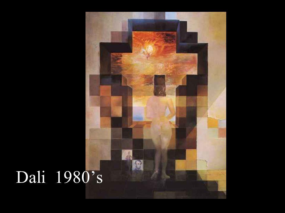 Dali 1980s