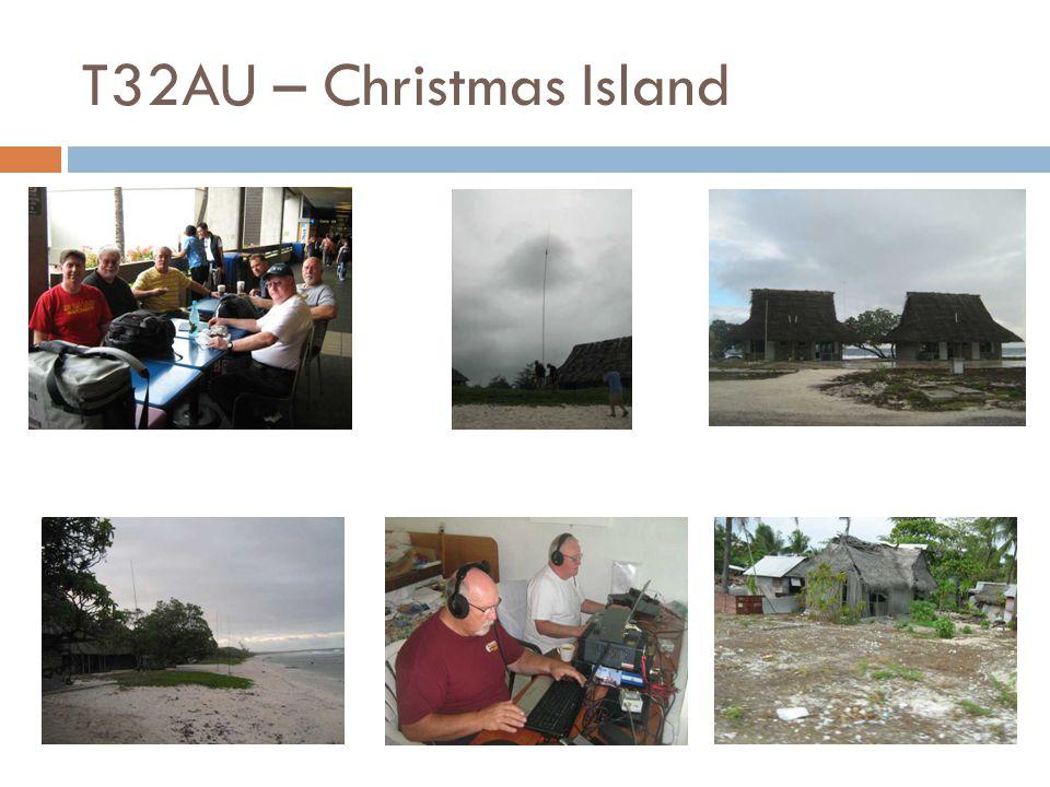 T32AU – Christmas Island