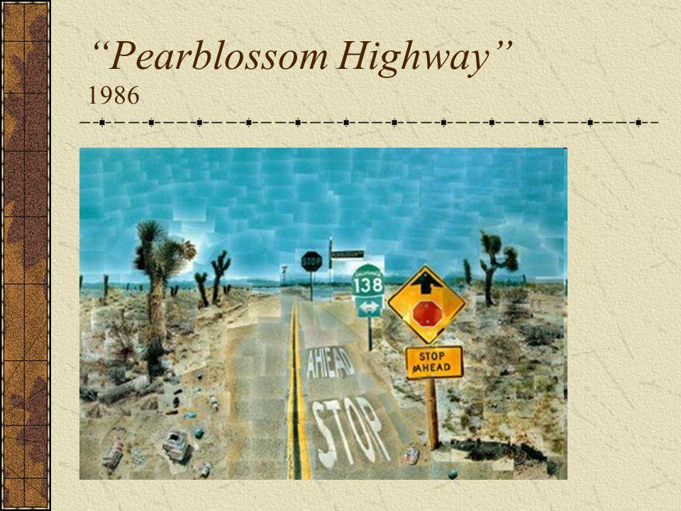 Pearblossom Highway 1986